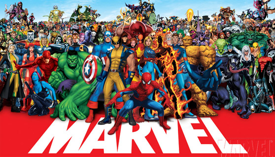 superhéroes marvel universo marvel