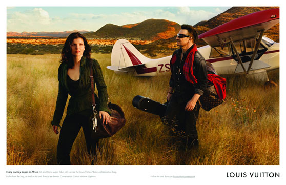 louis vuitton ad campaign september 2010