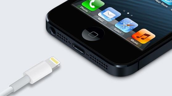 iPhone 5 Lightening conector de 8 pins