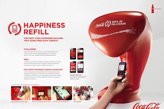 app coca cola Ogilvy Brasil