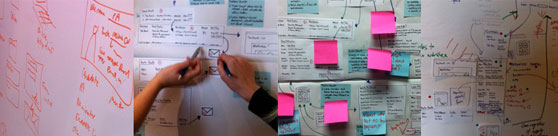 procesos típicos de prototipado rápido en design thinking