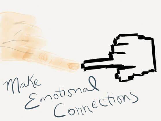 Gestión de la experiencia de cliente mano humana y mano digital