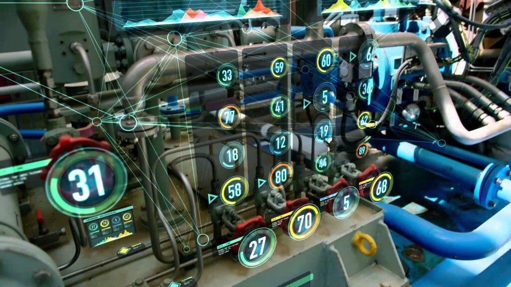 planta de produccion digitalizada GE
