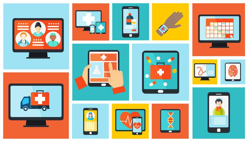 transformacion digital y experiencia de paciente ideas graficas